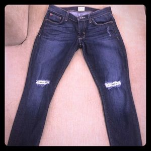 Hudson jeans- worn once